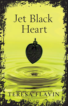 Jet Black Heart book jacket